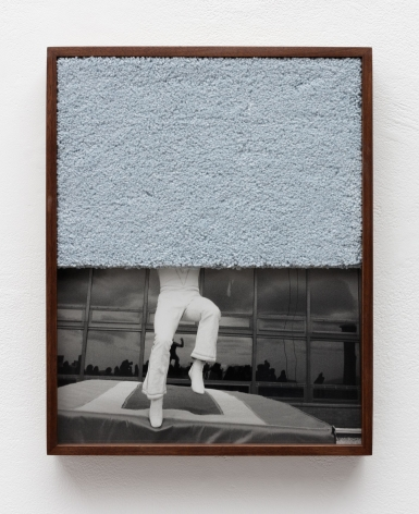 Elad Lassry, Untitled (Man), 2016