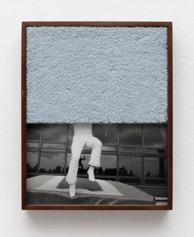 Elad Lassry, Untitled (Man), 2016