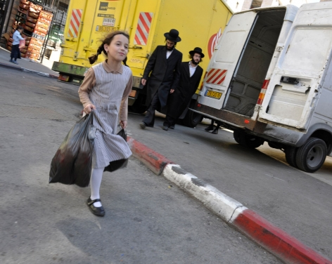 Stephen Shore, Jerusalem, Israel, September 23, 2009