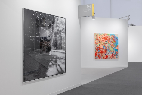 Frieze London, 2018, 303 Gallery, Booth F4