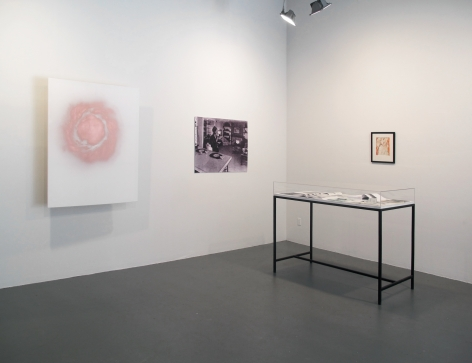 Design Office with Kim Gordon - Since 1980, Installation view: White Columns, New York, 2013