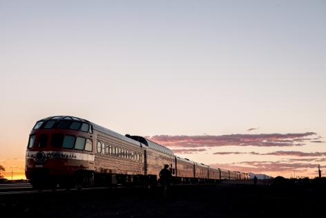 Doug Aitken, Station to Station, 2013
