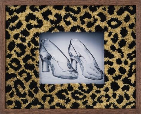 Elad Lassry, Untitled (glass shoes), 2017
