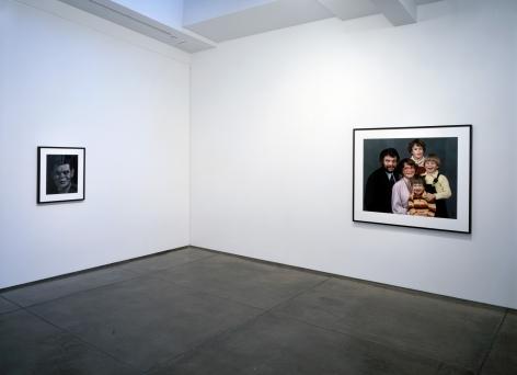 Tim Gardner, Installation view: 303 Gallery, New York, 2005