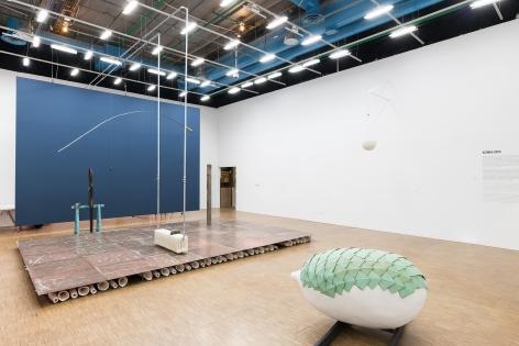 Katinka Bock, Installation view: Prix Marcel Duchamp, Centre Pompidou, Paris, 2019