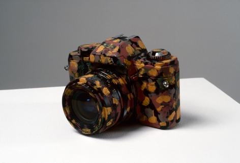 Hans-Peter Feldmann, Camouflage camera