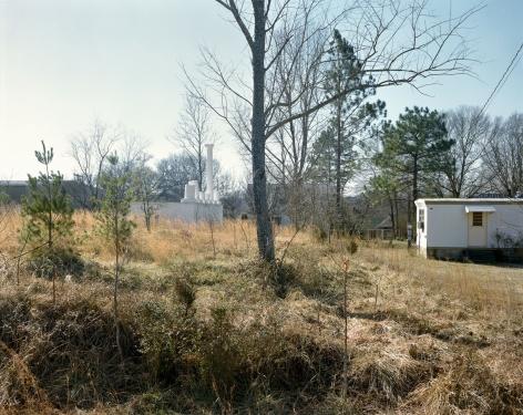 Stephen Shore, Carnesville, Georgia, January 29, 1976