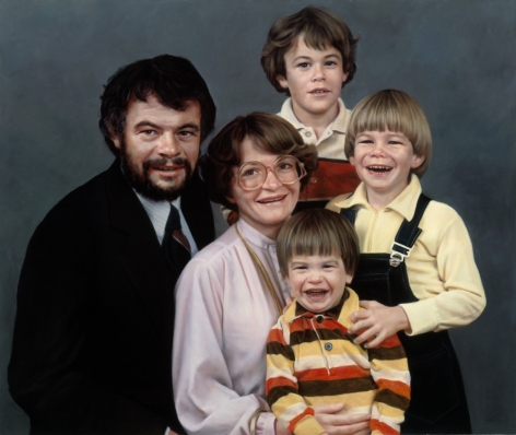 Tim Gardner, Untitled (Family Portrait 1), 2004-05