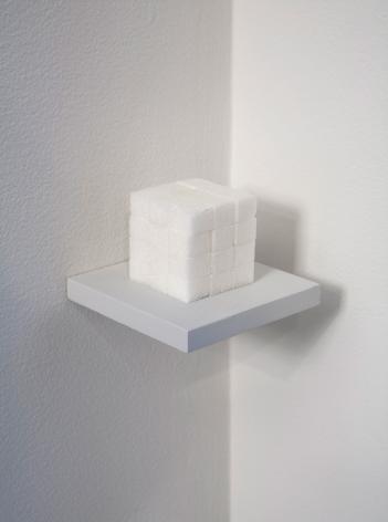 Jeppe Hein, Sugar Cube, 2008