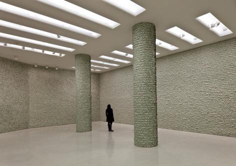 Hans-Peter Feldmann, Installation view: Guggenheim Museum, 2011
