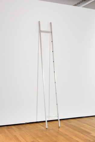 Ceal Floyer, Ladder, 2010, Installation view: Kunstmuseum Bonn, 2015