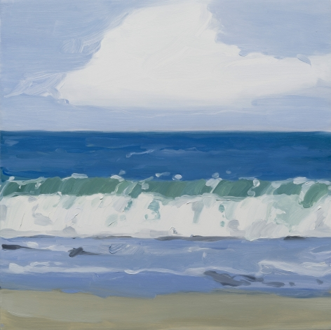 Maureen Gallace, Wave/August 14th, 2015