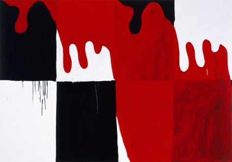 Mary Heilmann, Jack of Hearts, 2005