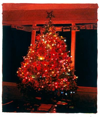 Tim Gardner, Untitled (Christmas Tree), 2003