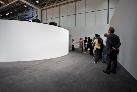 Mike Nelson, After Kerouac, 2006, Art Basel | Art Unlimited, 2012