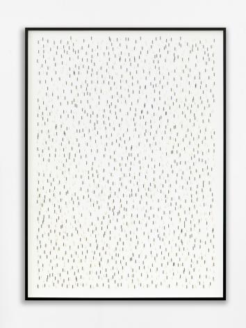 Alicja Kwade, Rain (17 minutes/ 100 cm), 2019