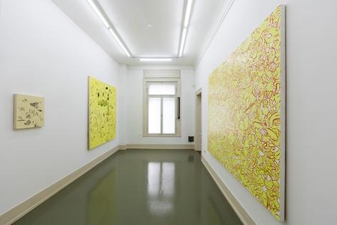Installation view: Better than de Kooning, 2015