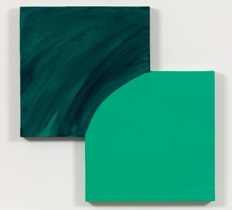 Mary Heilmann, Green Room
