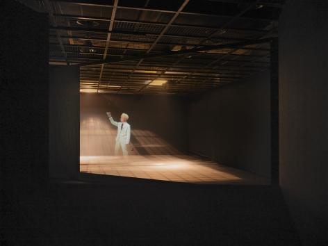 Dominique Gonzalez-Foerster, Fitzcarraldo (M.2062), Installation view: Gwangju Biennale, South Korea, 2014