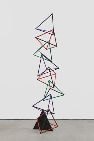 Eva Rothschild, Hi-Wire, 2019