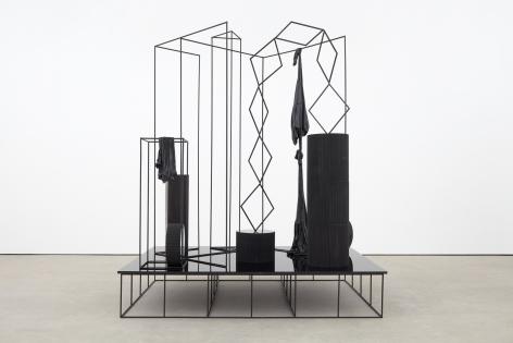 Eva Rothschild, Hangouts, 2018