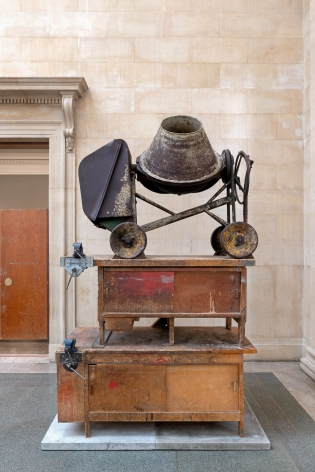 Installation view of The Asset Strippers at Tate Britain, 2019. © Tate (Matt Greenwood)
