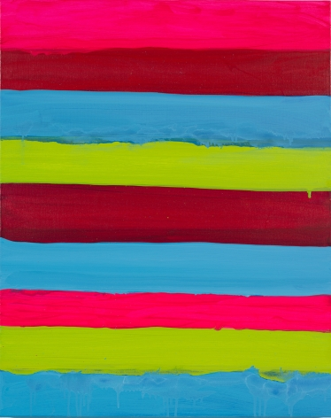 Mary Heilmann, Sunset, 2012