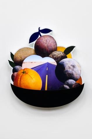 Doug Aitken, Untitled (fruit bowl), 2018