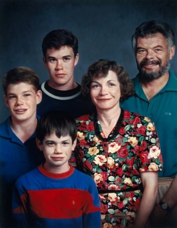 Tim Gardner, Untitled (Family Portrait 2), 2004-2005