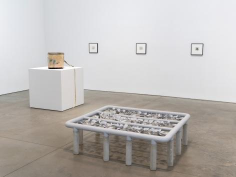 Installation view: Marina Pinsky, 303 Gallery, New York, 2018
