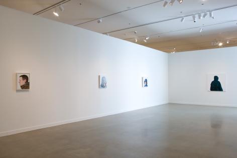 Karel Funk, Installation view: Rochester Art Center, MN, 2009