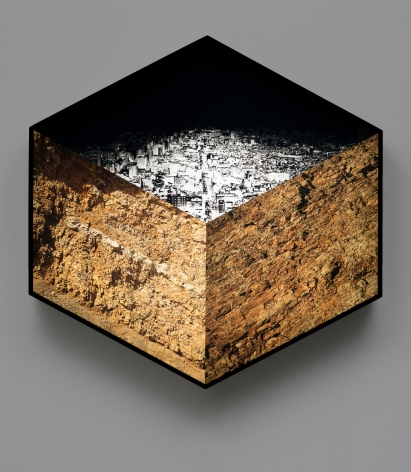 Doug Aitken, Earth Cube, 2014