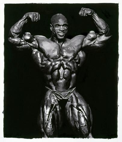 Tim Gardner, Untitled (Bodybuilder), 2002