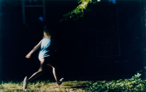 "Kristin Oppenheim, Untitled Erin, ""Summer with Alesandra"" (The Leap), 2001"
