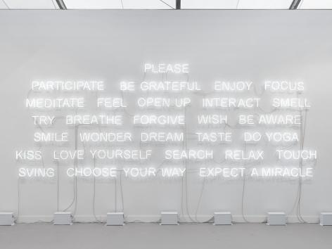 Jeppe Hein, Please Participate, 2015