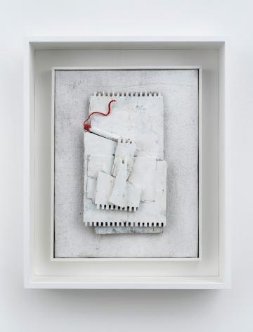 Rodney Graham, Pipe Cleaner Artist Studio Construction #40