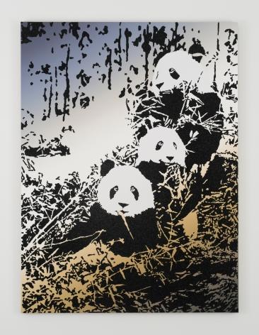 Rob Pruitt, Embarrassmentof Pandas