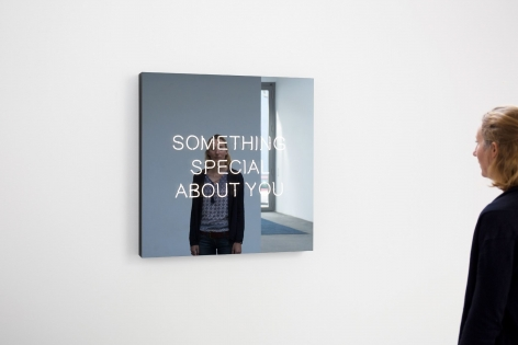 Jeppe Hein, SOMETHING SPECIAL ABOUT YOU, 2016
