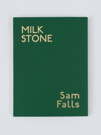 Sam Falls: Milk Stone