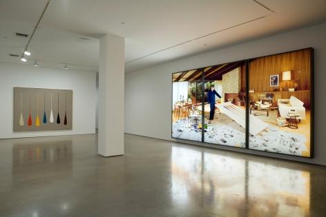 Rodney Graham, Installation view: 303 Gallery, New York, 2008