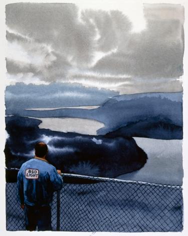 Tim Gardner, Untitled (Scenic viewpoint), 1999