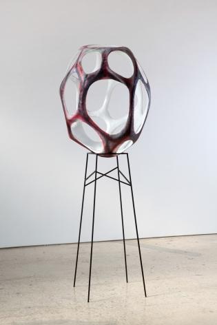 Eva Rothschild, Blackeyes, 2011