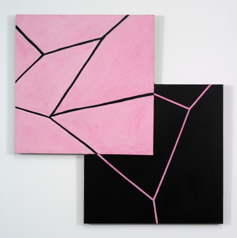 Mary Heilmann, Mode O'Day, 1991