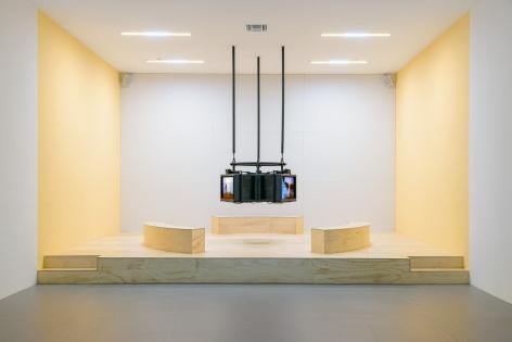 Doug Aitken, these restless minds, 1998, MOCA Los Angeles, 2016
