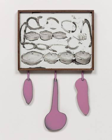 Elad Lassry, Untitled (Cookware Set), 2014