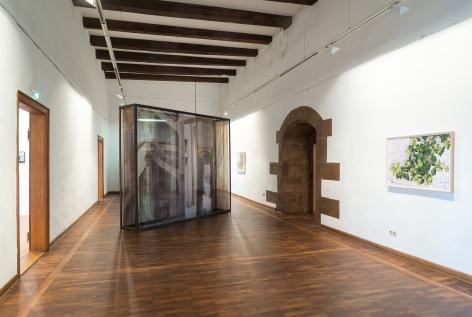 Marina Pinsky, Installation view: Incidents, Kunstverein Göttingen, 2018