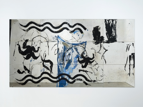 Nick Mauss, Overturned, 2018