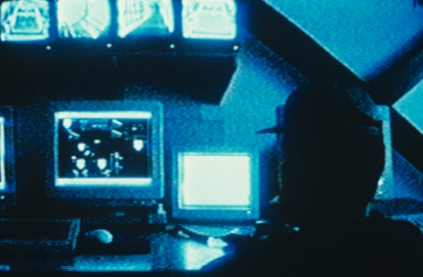 Doug Aitken, diamond sea, 1997