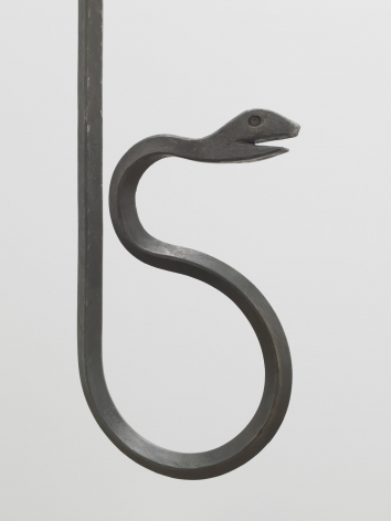Valentin Carron, They I you he we, 2012