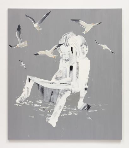 Tala Madani, Monument Pussy, 2017